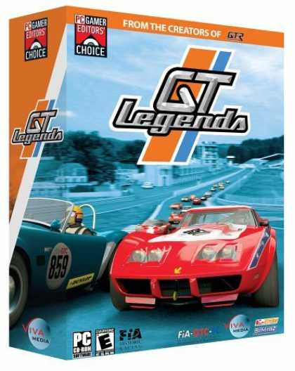 Bestselling Games (2006) - GT Legends
