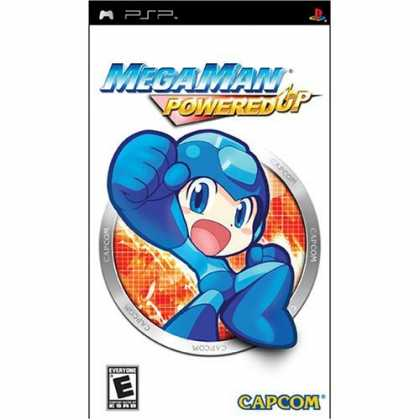 Bestselling Games (2006) - Mega Man Powered Up