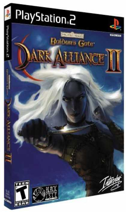 Bestselling Games (2006) - Baldur's Gate: Dark Alliance 2