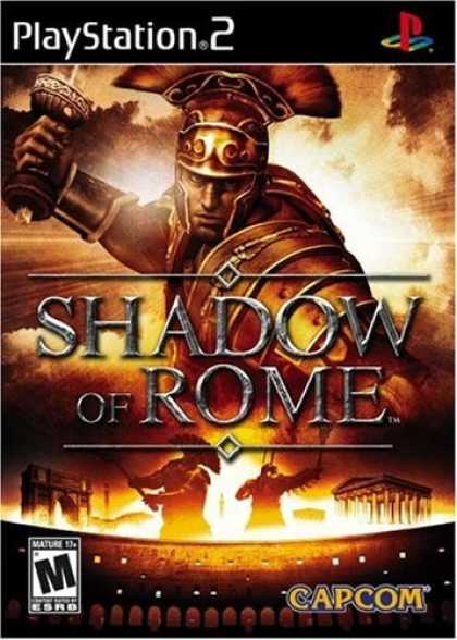 Bestselling Games (2006) - Shadow of Rome