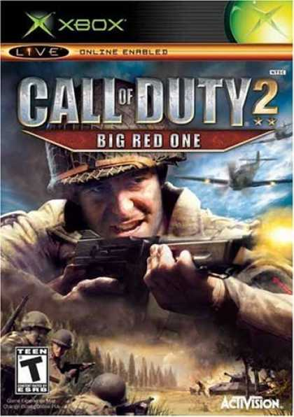 Bestselling Games (2006) - Call of Duty 2 Big Red One
