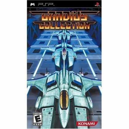 Bestselling Games (2006) - Gradius Collection