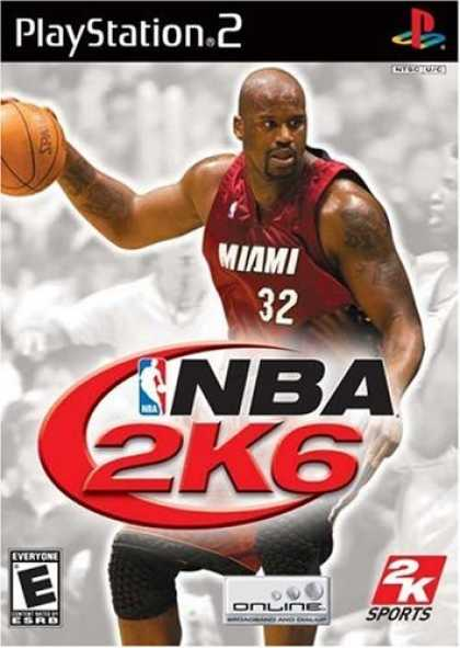 Bestselling Games (2006) - NBA 2K6