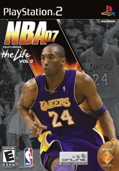 Bestselling Games (2006) - NBA 2007 The Life: Vol 2