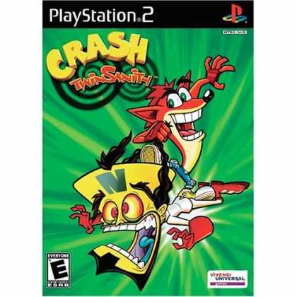 Bestselling Games (2006) - Crash Twinsanity