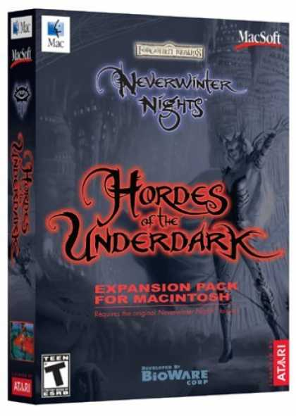 Bestselling Games (2006) - Neverwinter Nights: Hordes of the Underdark (Expansion Pack) (Mac)