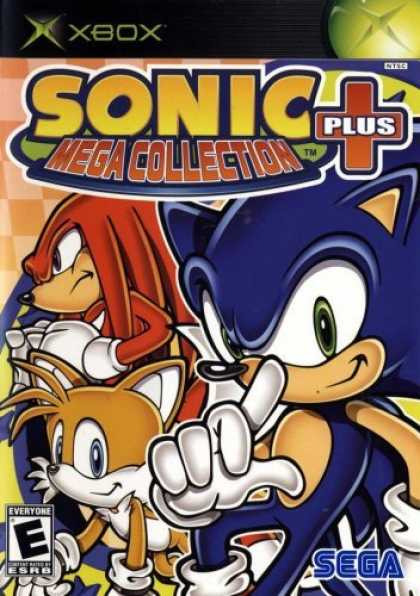 Bestselling Games (2006) - Sonic Mega Collection Plus