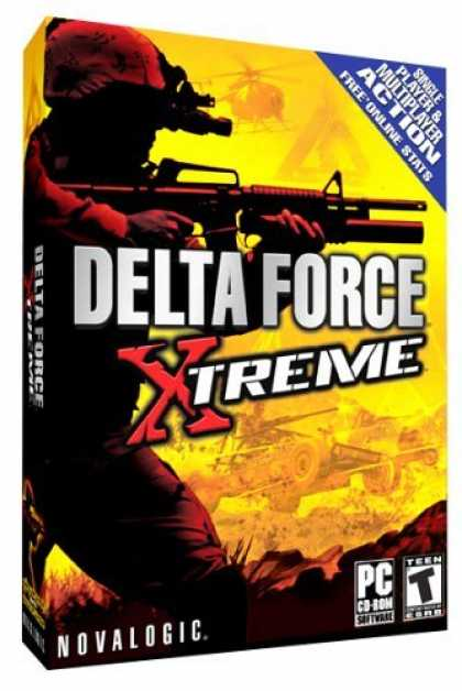 Bestselling Games (2006) - Delta Force: Xtreme