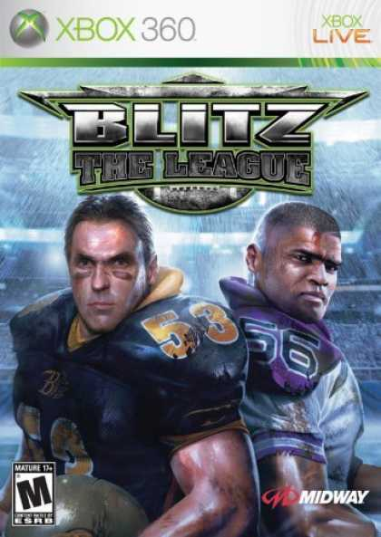 Bestselling Games (2006) - Blitz: The League