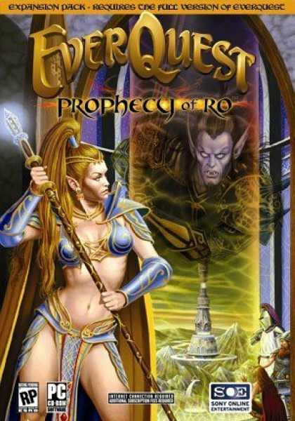 Bestselling Games (2006) - Everquest: Prophecy of Ro Expansion Pack
