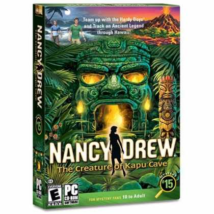 Bestselling Games (2006) - Nancy Drew: The Creature of Kapu Cave - Endless Wire (W/Dvd) by Who - Xbox 360 W