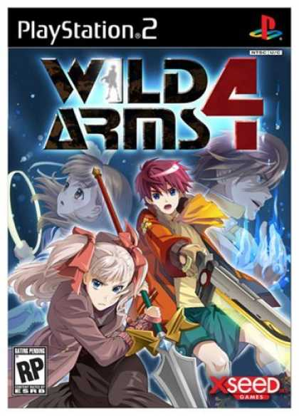 Bestselling Games (2006) - Wild Arms 4