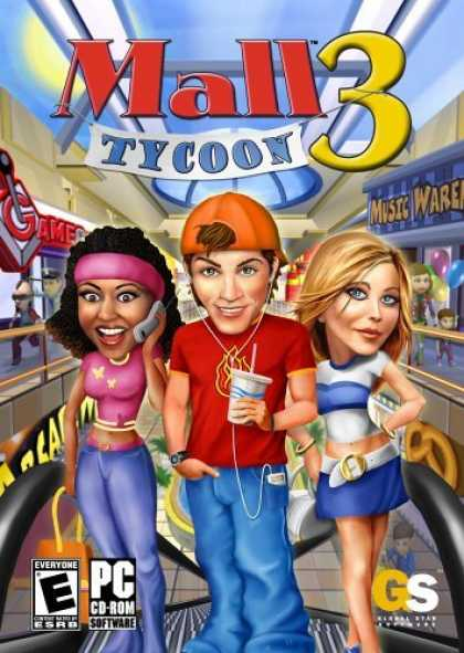 Bestselling Games (2006) - Mall Tycoon 3