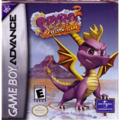 Bestselling Games (2006) - Spyro the Dragon Season of Flame