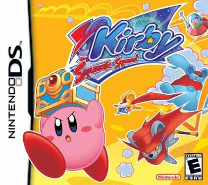 Bestselling Games (2006) - Kirby Squeak Squad