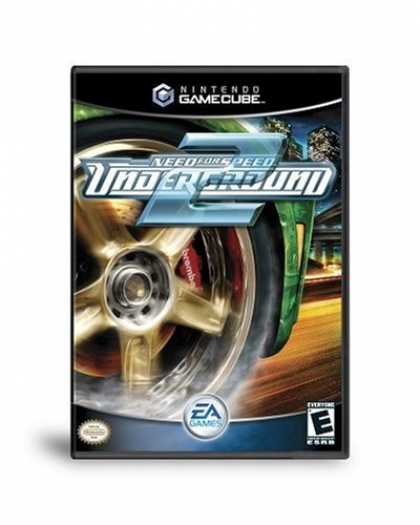 Bestselling Games (2006) - Need for Speed UnderGround 2
