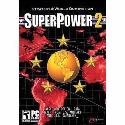 Bestselling Games (2006) - SuperPower 2