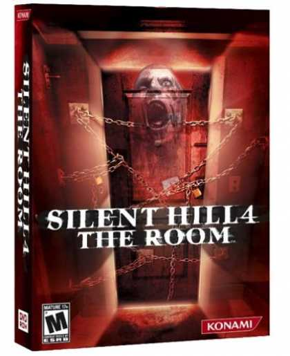 Bestselling Games (2006) - Silent Hill 4: The Room