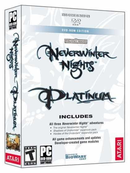 Bestselling Games (2006) - Neverwinter Nights Platinum DVD Edition