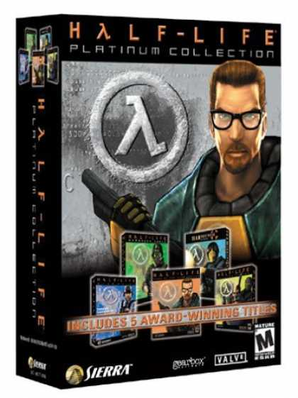 Bestselling Games (2006) - Half-Life Platinum Collection Second Edition