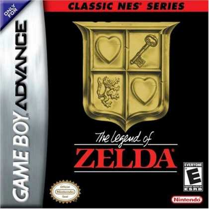 Bestselling Games (2006) - Classic NES Series: Legend of Zelda