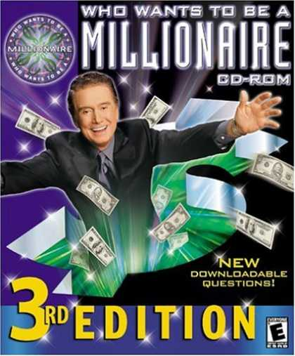 Bestselling Games (2006) - Who Wants to Be a Millionaire: Third Edition