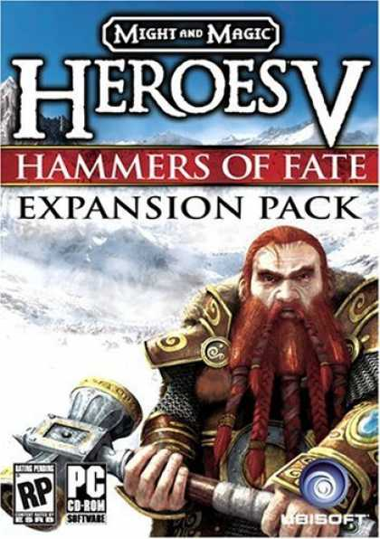 Bestselling Games (2006) - Heroes of Might and Magic Hammers of Fate Add-on 1