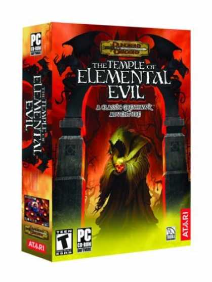 Bestselling Games (2006) - Temple of Elemental Evil: A Classic Greyhawk Adventure