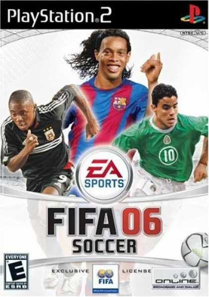 Bestselling Games (2006) - FIFA Soccer 2006