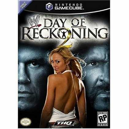 Bestselling Games (2006) - WWE Day of Reckoning 2