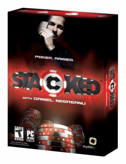 Bestselling Games (2006) - Stacked