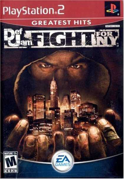 Bestselling Games (2006) - Def Jam Fight for NY