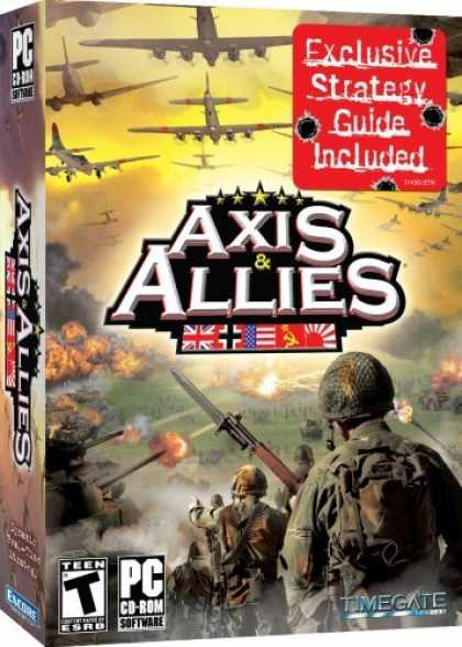 Bestselling Games (2006) - Axis & Allies Collector's Edition
