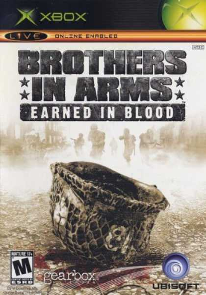 Bestselling Games (2006) - Brothers in Arms Earned in Blood