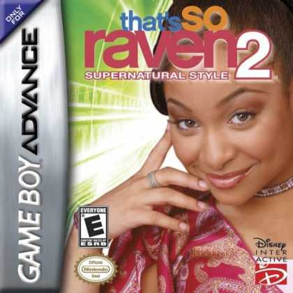 Bestselling Games (2006) - That's So Raven 2 Supernatural Style