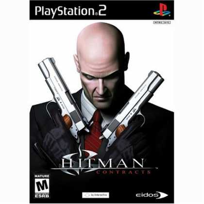 Bestselling Games (2006) - Hitman Contracts