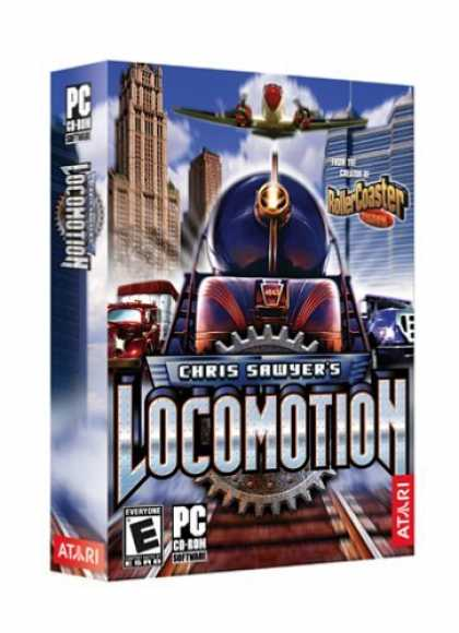 Bestselling Games (2006) - Chris Sawyer's Locomotion