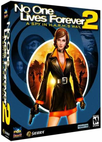 Bestselling Games (2006) - No One Lives Forever 2 DVD