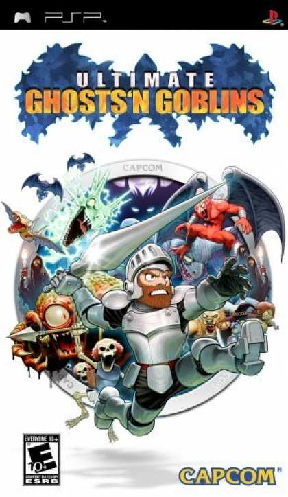 Bestselling Games (2006) - Ultimate Ghost 'N Goblins