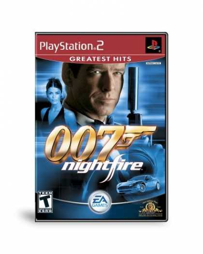 Bestselling Games (2006) - James Bond 007: Nightfire