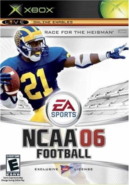 Bestselling Games (2006) - NCAA Football 2006