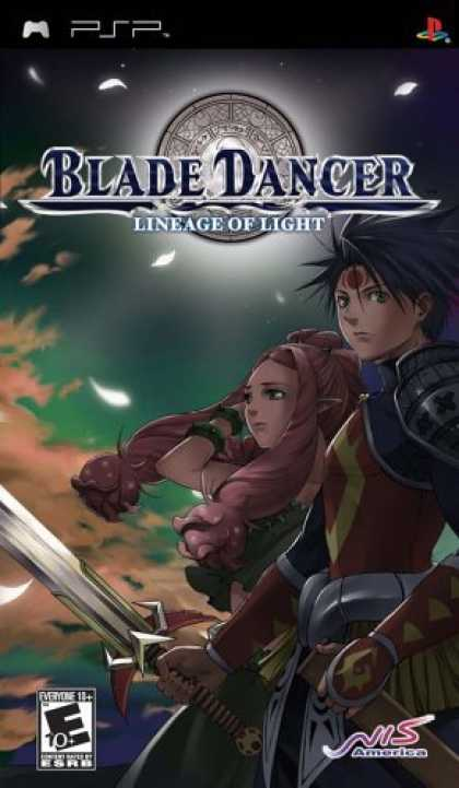 Bestselling Games (2006) - Blade Dancer: Lineage of Light
