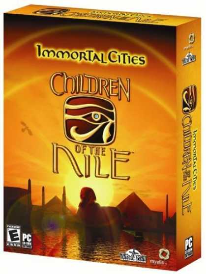 Bestselling Games (2006) - Immortal Cities: Children Of The Nile