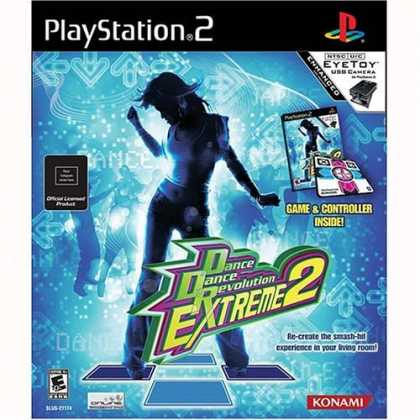 Bestselling Games (2006) - Dance Dance Revolution Extreme 2 Bundle