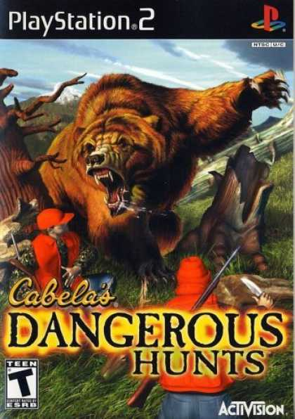 Bestselling Games (2006) - Cabela's Dangerous Hunts