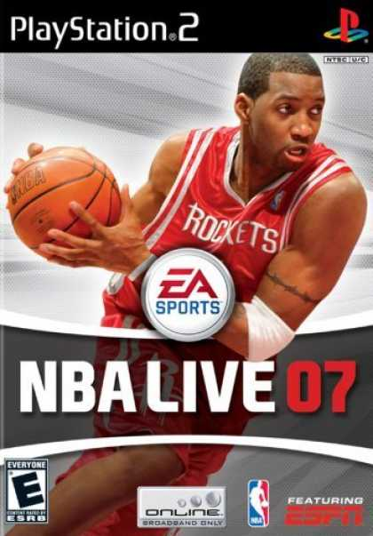 Bestselling Games (2006) - NBA Live 07