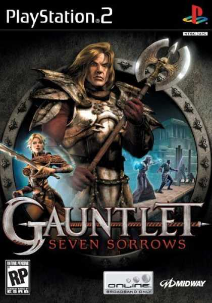 Bestselling Games (2006) - Gauntlet Seven Sorrows