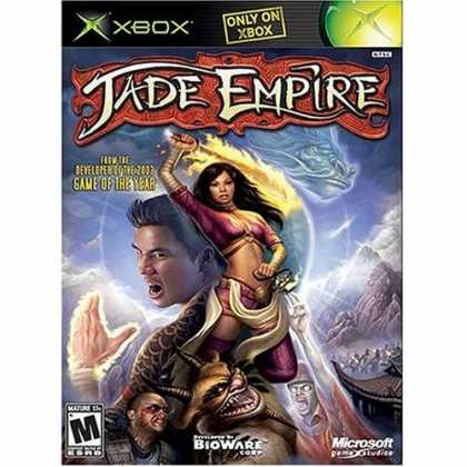 Bestselling Games (2006) - Jade Empire