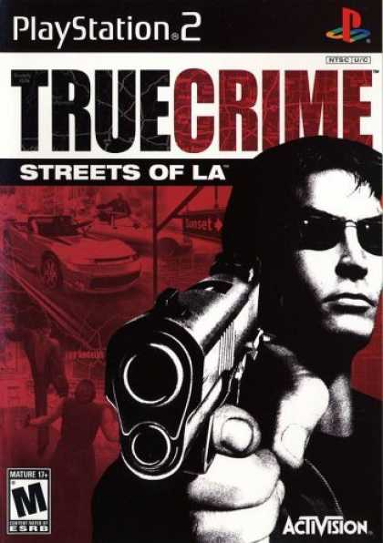 Bestselling Games (2006) - True Crime Streets of LA