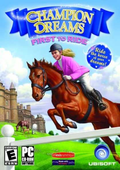 Bestselling Games (2006) - Champion Dreams: First to Ride